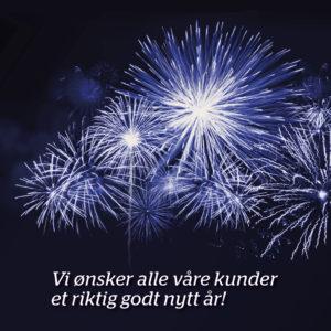 Godt Nytt År!