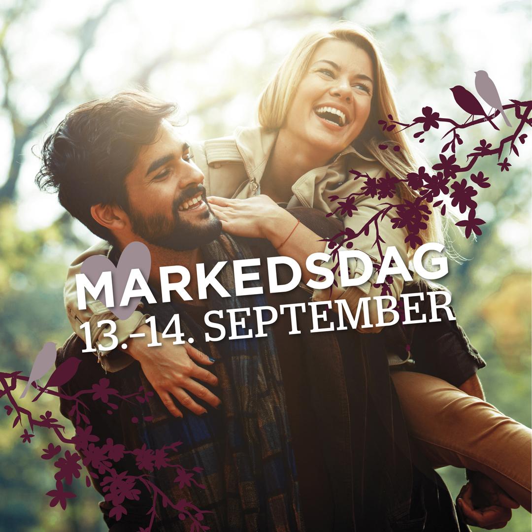 Høstfest og markedsdag 13. og 14. september
